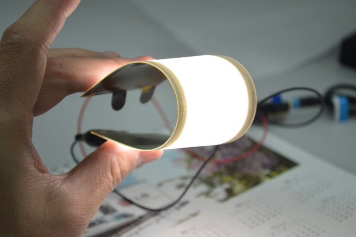 Organic-LED-offer-flexible-application
